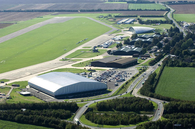 Duxford Historic Airfield and Museum of Aviation History