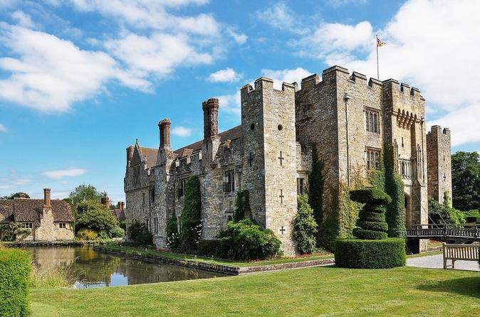 Hever Castle and Gardens - A Private Tour To The Home Of Anne Boleyn
