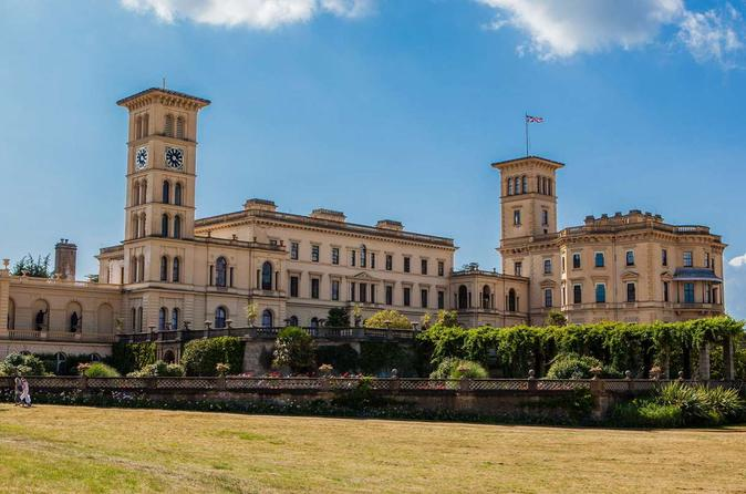 Osborne House And Isle Of Wight - Private Full Day Trip From London