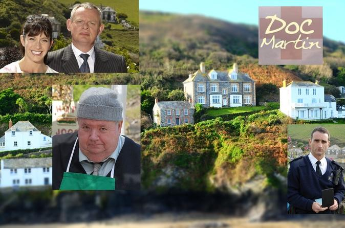 Private Tour of Doc Martin and Port Wenn in Cornwall