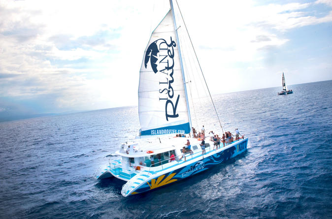 Dunn's River Catamaran Cruise Ocho Rios
