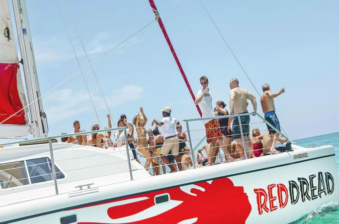 Reggae Catamaran Cruise from Montego Bay