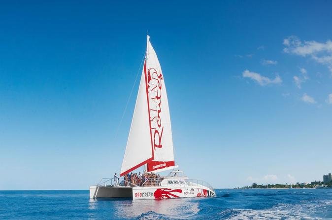 Reggae Family Catamaran Cruise Montego Bay