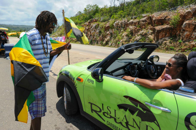 Self-Driven MINI Cooper Tour To Ocho Rios