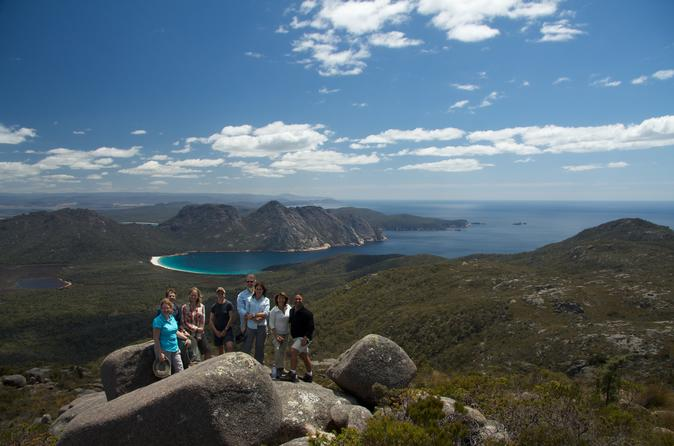 Great Walks of Australia: 4-Day Freycinet Experience Walk