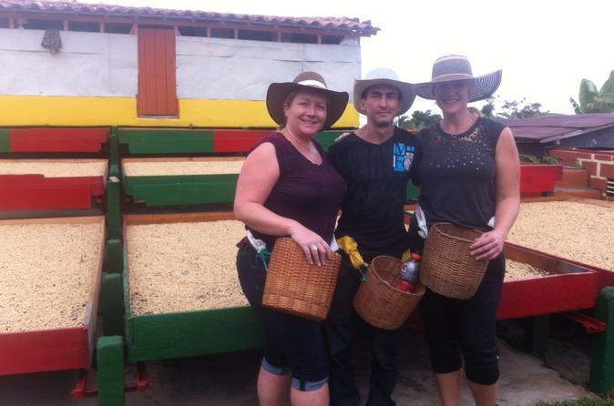 3 Days Colonial Coffee Trail - Medellín