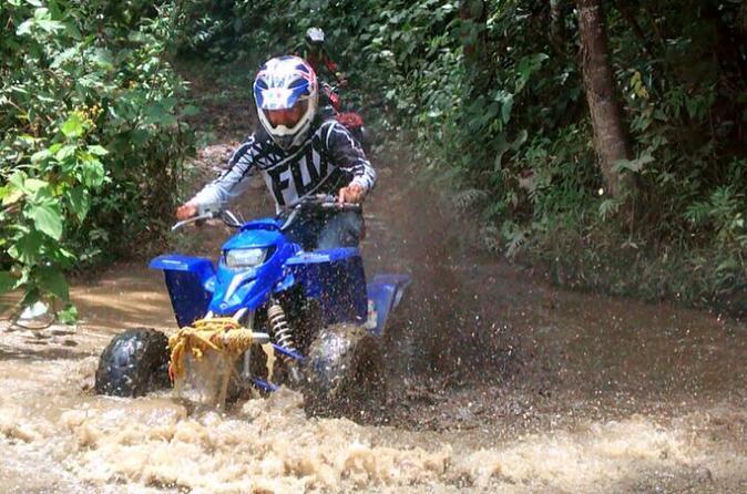 ATV Adventure Including Medellín City and Food Tour