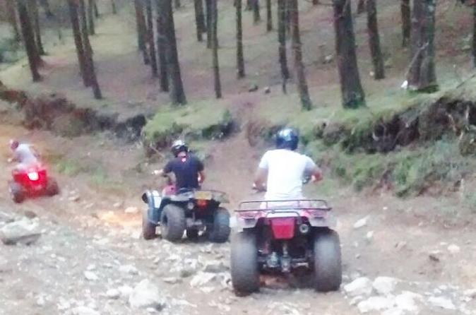 Combo Tour: ATV and Christmas Lights Tour of Medellín
