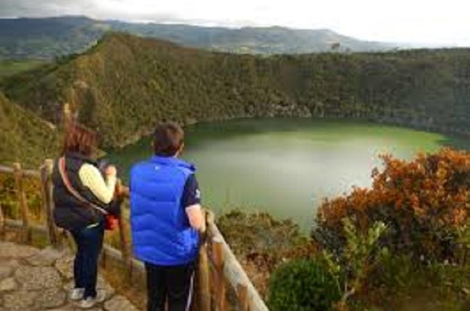 GREEN GUATAVITA LAKE AND RESERVE - Bogota