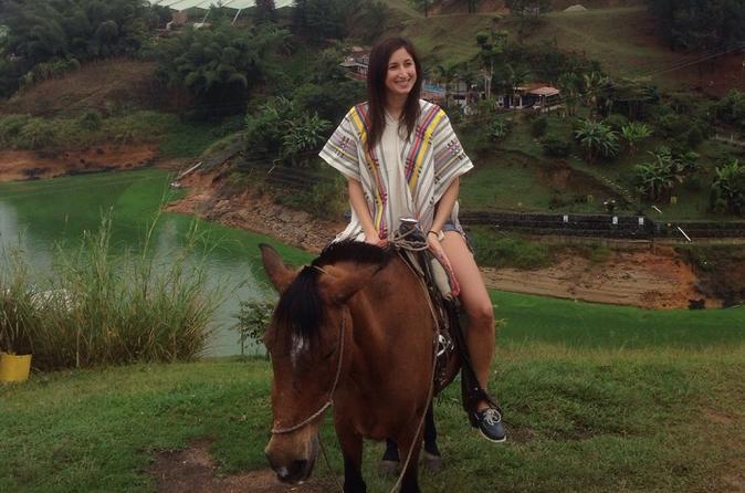 Horseback Riding Adventure from Medellín