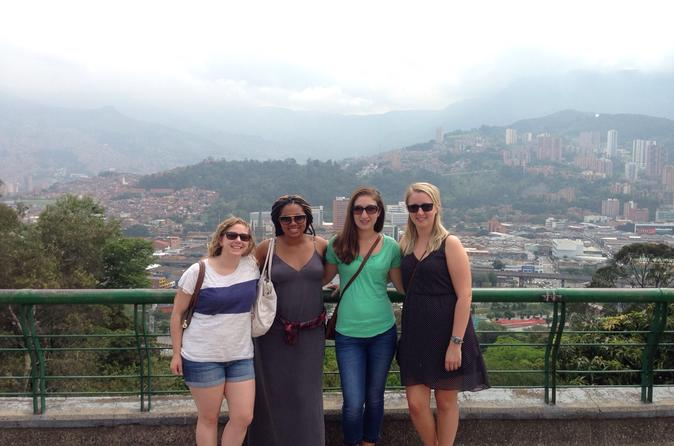 MEDELLIN CITY LAYOVER TOUR from domestic airport Enrique Olaya Herrera