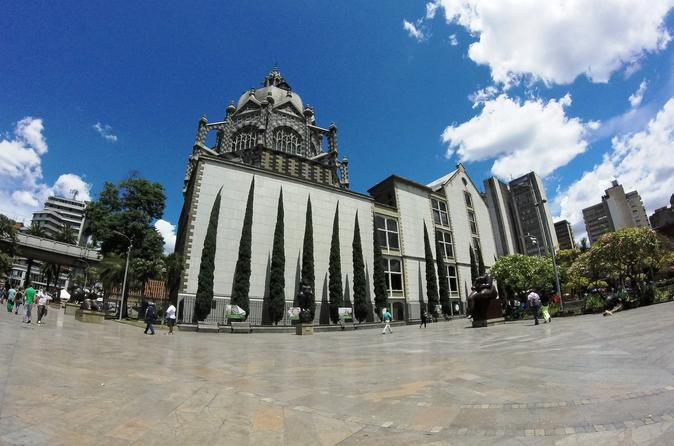 Medellin historical city and food tour in medell n 260895