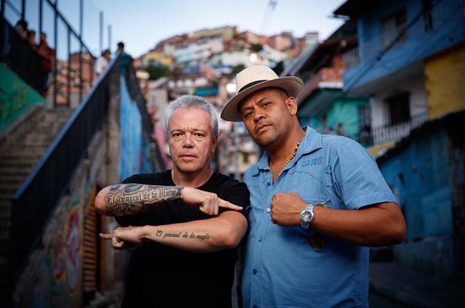 NEW HALF DAY PABLO & MEDELLIN CITY TOUR BY COP CARLOS - Medellín