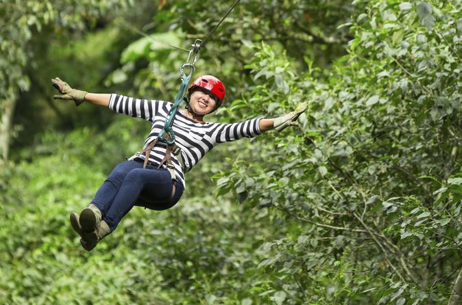 Zipline Adventure from Medellín