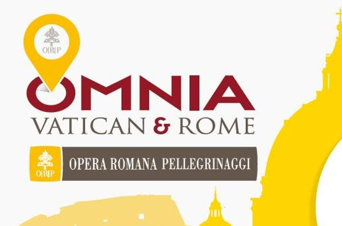 Rome card and omnia vatican card valid for 3 days in rome 138215