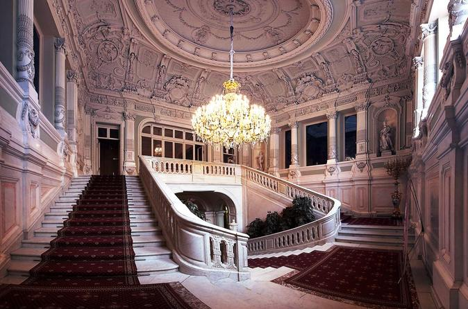 1-Day Private Shore Excursion with Yusupov Palace