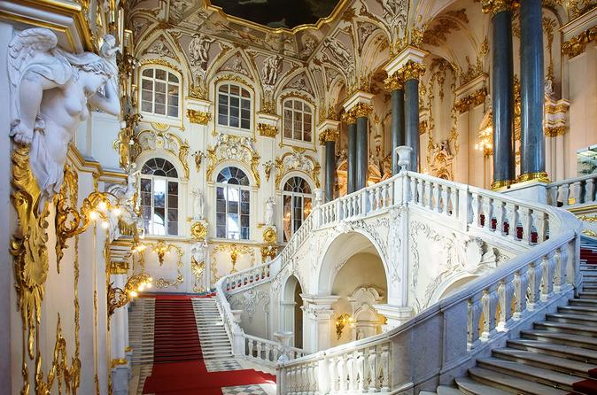 1-day Private Tour - Highlights Of St Petersburg & Hermitage Museum - Saint Petersburg