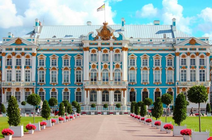 2-day Comfortable Shore Excursion - St Petersburg With Tsarskoye Selo & Pavlovsk - Saint Petersburg