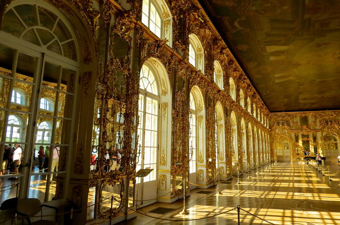2-day Private Shore Excursion - Imperial Palaces of St Petersburg