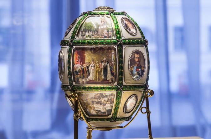2-Day Private Tour of St Petersburg - All Highlights & Faberge Museum