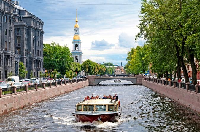 3-Day Easy Pace Private Shore Excursion of St Petersburg with Free Time