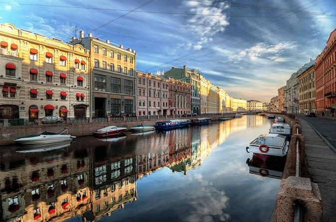 3-Days in St Petersburg - All-inclusive Private Tour with Professional Guide