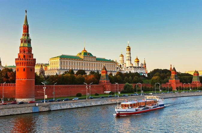 5-Day Private Tour of Moscow and St Petersburg - Highlights of Russia