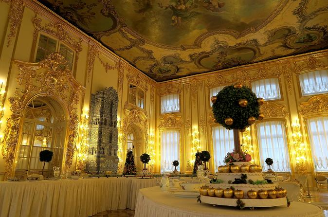 Catherine's Palace and Amber Room - Skip-the-line Private Tour