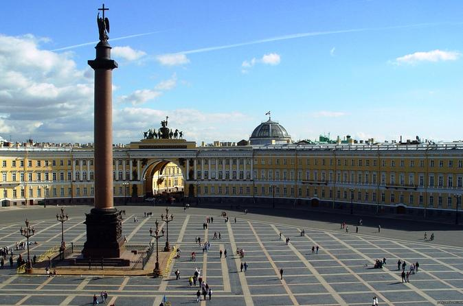 Classic City Tour Of St Petersburg With Private Guide - Saint Petersburg