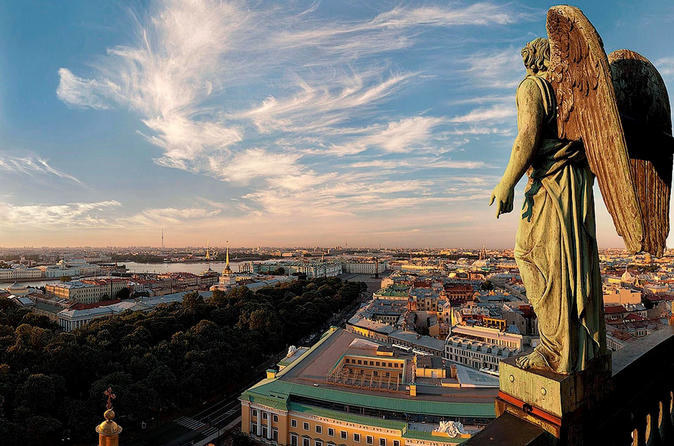 Extended 2-day Shore Excursion With Evening In The City - Saint Petersburg