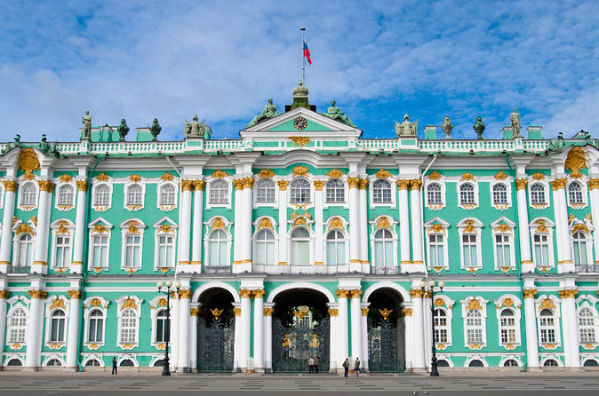 One-Day Essencial Tour Of St Petersburg With Hermitage & Canal Cruise - Saint Petersburg
