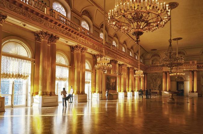 Private Tour to Catherine's Palace & Hermitage (Skip-the-line tickets)