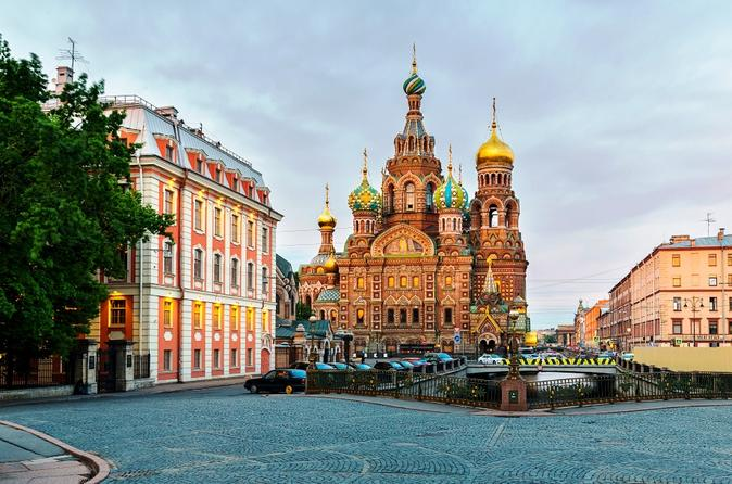 Two-Day Private Visa-Free Excursion - Best of St Petersburg & Faberge Museum