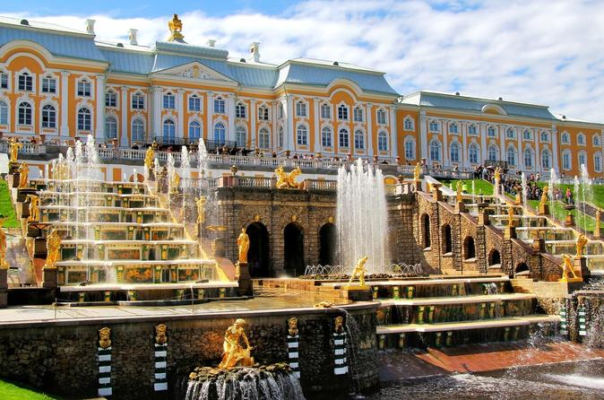 Two-day Tour Of St Petersburg With Peterhof Palace & Boat Cruise - Saint Petersburg