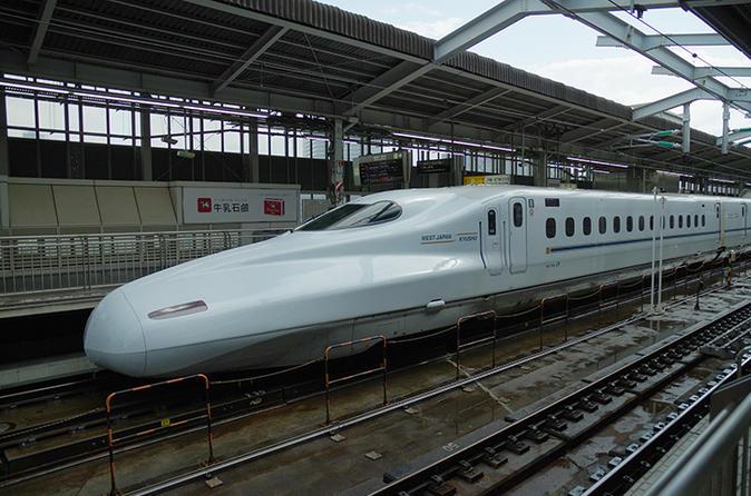 Japan Railway Station Shared Arrival Transfer : Shin Osaka Station to Osaka
