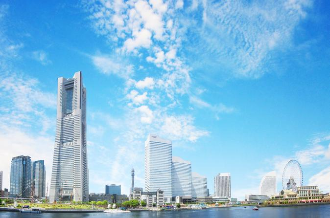 Private Arrival Transfer : Narita International Airport to Yokohama City