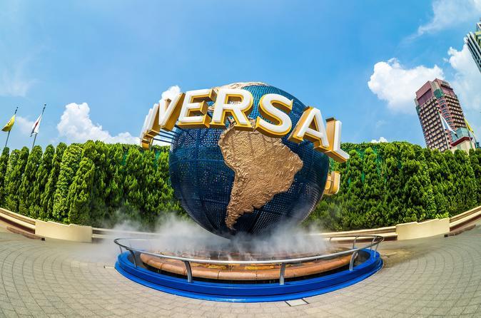 Universal Studio Japan Shared Transfer : from USJ to Osaka City (One Way)