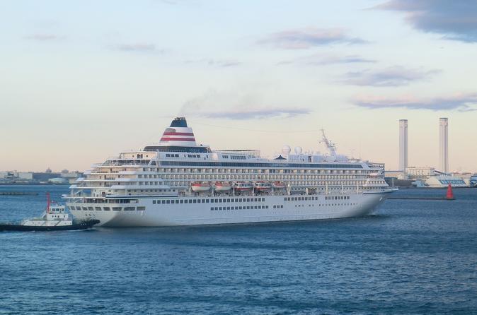 Yokohama Port Shared Transfer : From Narita Airport to Yokohama Port