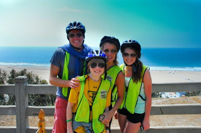 Los Angeles Day Trip from Anaheim: Sightseeing by Bike