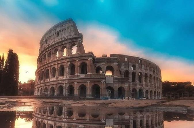 Colosseum Skip the line tickets with digital audioguide
