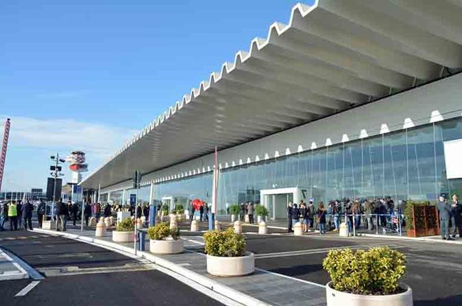 Private Rome Airport Transfer