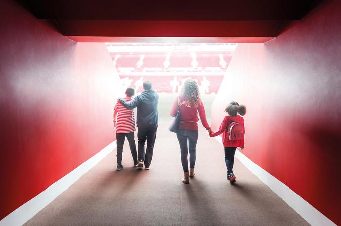 The New LFC Stadium Tour