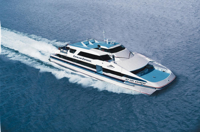 Catalina express round trip ferry service long beach or san pedro to in long beach 148337