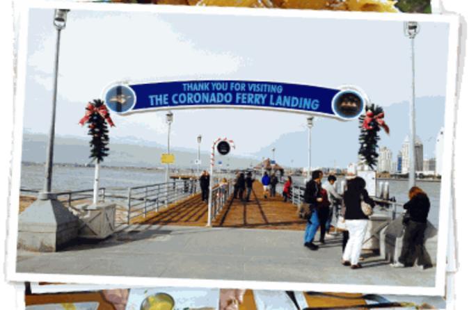 Walking Food Tour in Coronado