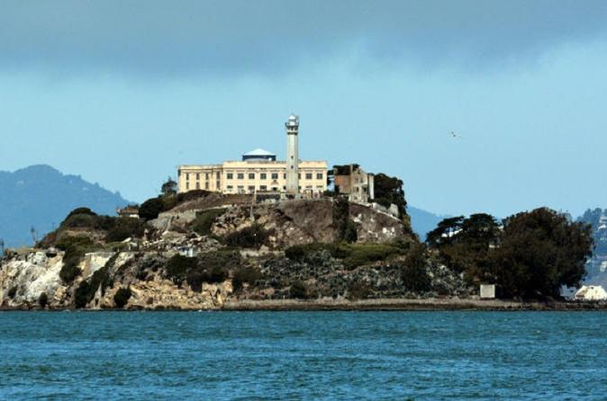 Alcatraz Tour with Wood Fire Pizza Lunch Food Credit!