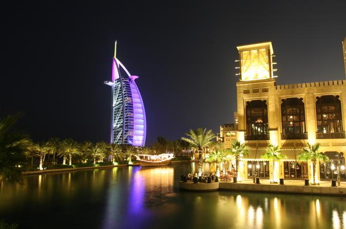 Dubai Nightlife Tour: Nightclub, Bars and Dubai Mall Fountain Show