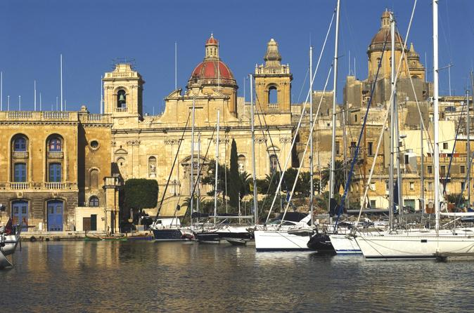 Vittoriosa and Senglea Tour Including St Lawrence Church and Malta Maritime Museum