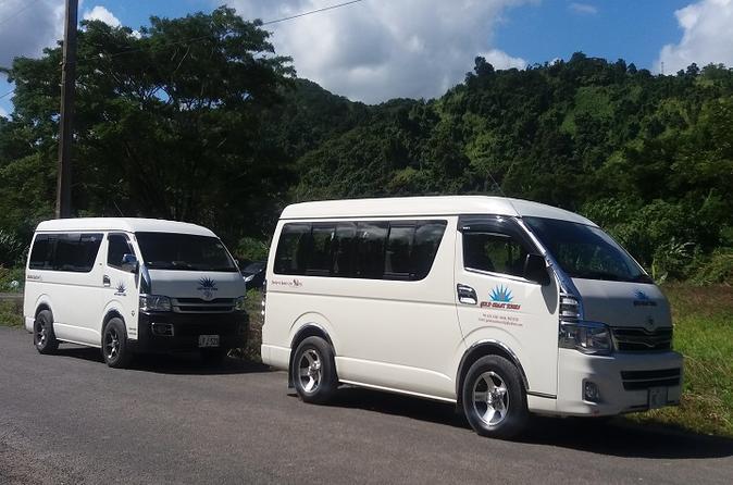 Nadi Airport to Naviti Resort - Private mini-bus (8-12 Pax)