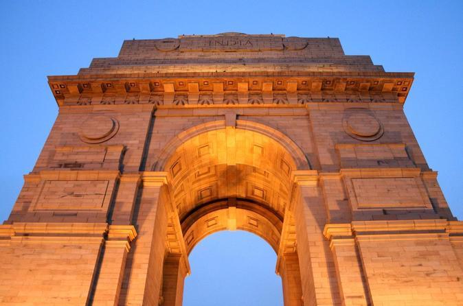 Delhi, Agra And Jaipur 3 Days Tour From Delhi