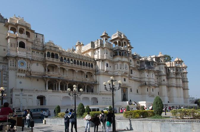 PRIVATE 3 DAY UDAIPUR AND JODHPUR CITY TOUR FROM JAIPUR